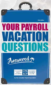 Your Payroll Privacy Vacation Questions Answered